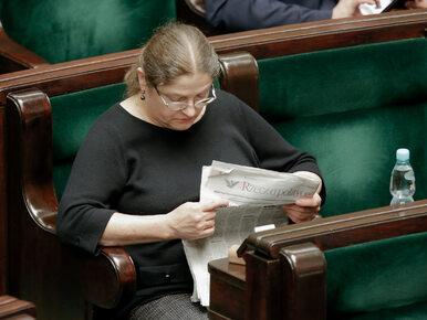 Pawłowicz napisała o samobójstwie 14-letniego Kacpra. Oburzeni...