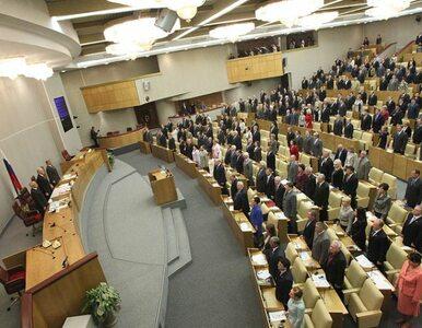 Obecne działania Dumy mogą sprowokować wojnę