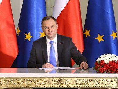 Prezydent Duda podpisał m.in. nowelizację ustaw sądowych