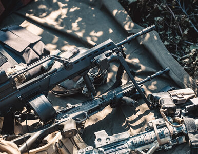 Z magazynu wojskowego państwa NATO skradziono broń i amunicję....