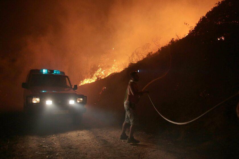 Pożar w Portugalii z 2017 roku