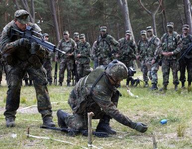 """""""Rzeczpospolita"""": Niemcy przyślą do Polski niemal 2000 żołnierzy"""