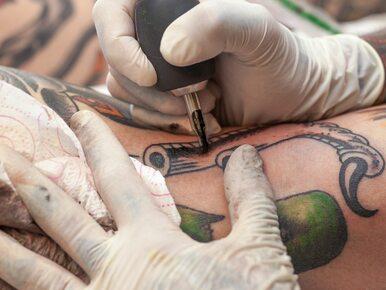 Naukowcy ostrzegają: Toksyczne składniki w farbach do tatuażu