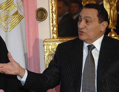 Hosni Mubarak znów przed sądem