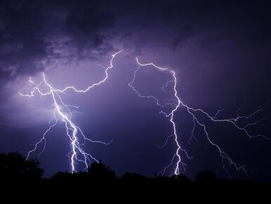 Uwaga na burze, ulewy i silny wiatr! IMGW wydał alerty dla sześciu...