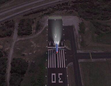 Odrzutowiec pomylił lotniska. Wylądował na kilometrowym pasie