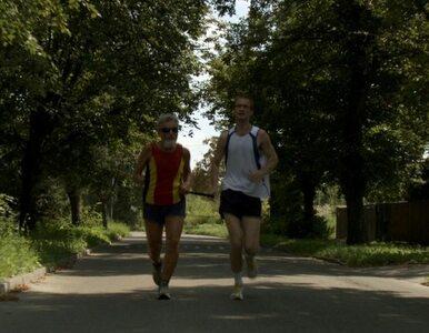 Zbliżyło ich bieganie. Premiera filmu o niewidomym maratończyku i jego...