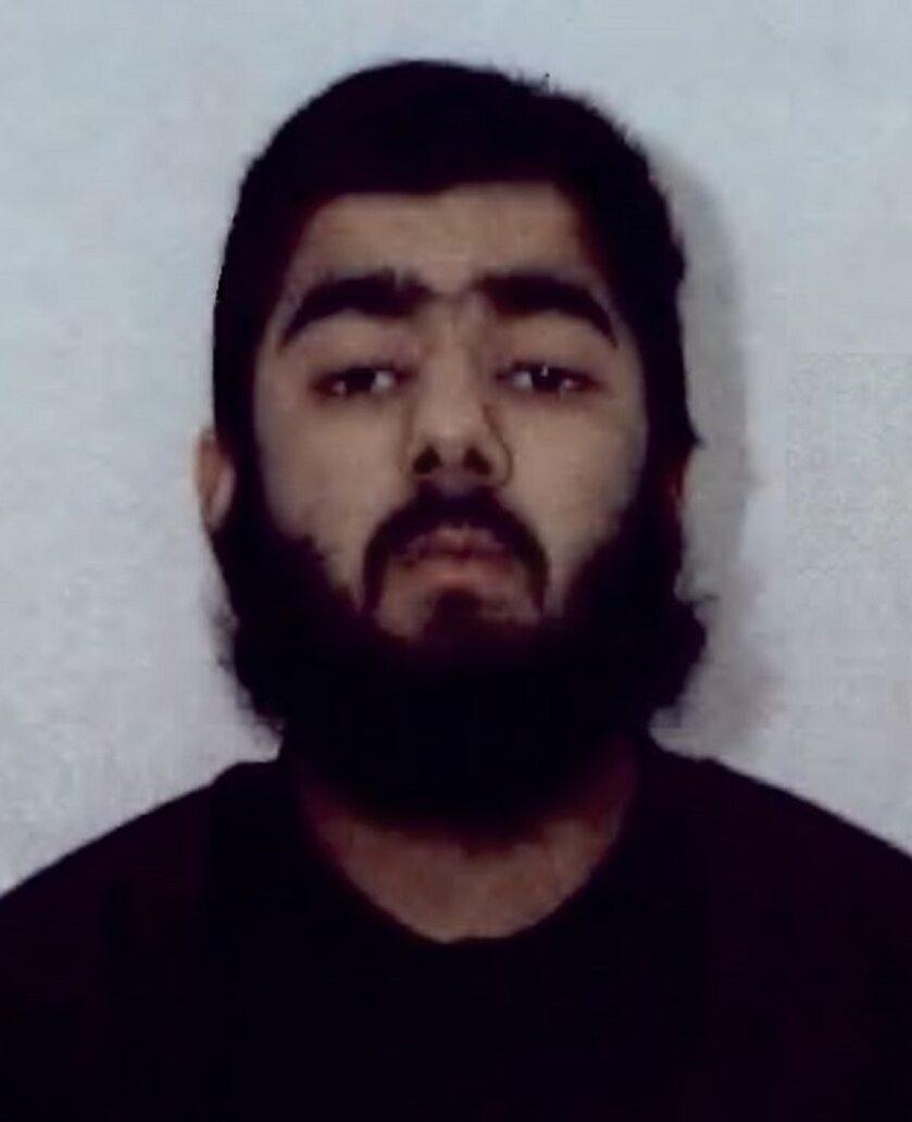 28-letni Usman Khan