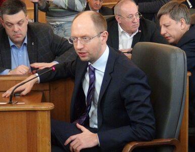 Premier Ukrainy dla Wprost: Po rozmowie z Miedwiediewem napisałem:...