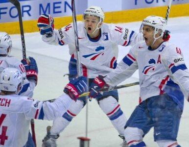 MŚ w hokeju: Francja pokonała Białoruś