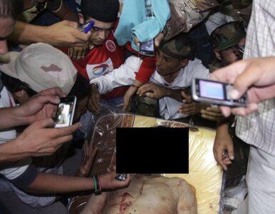 Ciało Kadafiego w chłodni na targu. Pogrzeb w ciągu 24 godzin