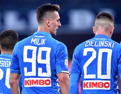 Milik i Zieliński przed trudnym zadaniem. Grają z Arsenalem o półfinał LE