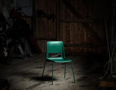 Krzesło ze zużytych sieci rybackich. Pomysł na modny recykling