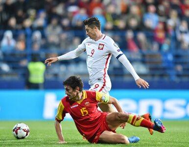 Polska zwyciężyła z Czarnogórą. Biało-czerwoni coraz bliżej mundialu