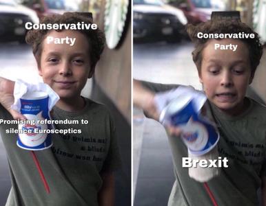 Kolejna porażka Theresy May. Te memy mówią wszystko o brexicie