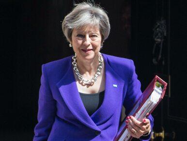 """Theresa May pisze do Brytyjczyków. """"Ryzykujemy, że nie dojdzie do Brexitu"""""""