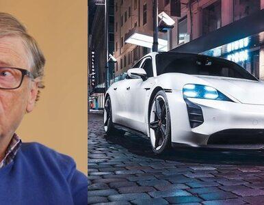 Bill Gates kupił elektryczne Porsche. Elon Musk nie kryje rozczarowania,...
