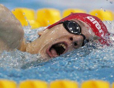 Jedyny Polak w półfinale pływackich mistrzostw Europy odpadł z rywalizacji