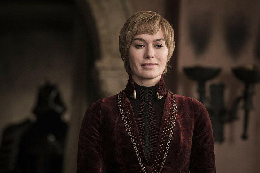 """Cersei Lannister w 8. sezonie """"Gry o tron"""""""