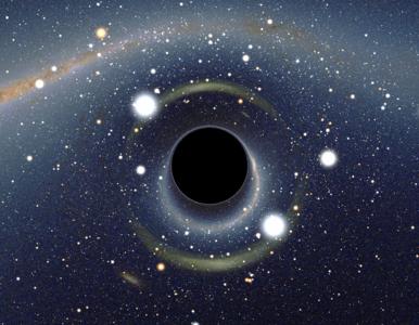 Potężny teleskop pokaże nam czarną dziurę z centrum Drogi Mlecznej