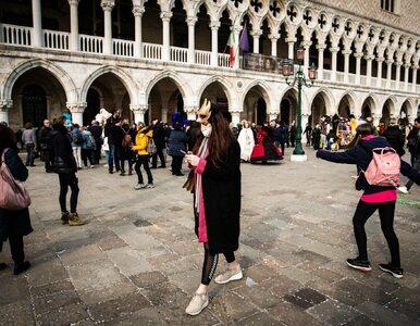 Spadek emisji dwutlenku azotu nad Włochami wskutek epidemii koronawisrusa