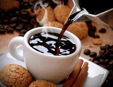 Co może świadczyć o piciu zbyt dużej ilości kawy?
