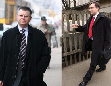 Ziobro i Kaczmarek spotkali się w prokuraturze