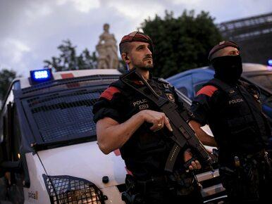 Zamieszki w Hiszpanii. Policjanci obrzuceni kamieniami, 20 osób rannych