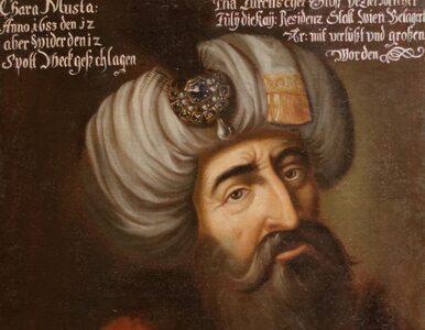 Turek, który przegrał bitwę pod Wiedniem – Kara Mustafa pasza