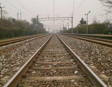 Pociąg zderzył się z osobówką. Nie żyje jedna osoba