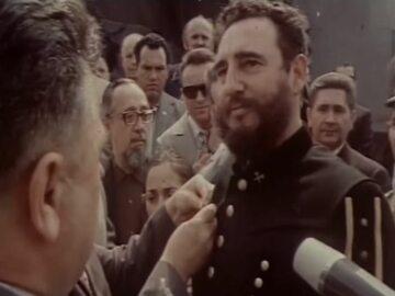 """W 1972 roku przywódcę """"bratniego narodu"""" witały  tłumy. Tak wyglądała..."""