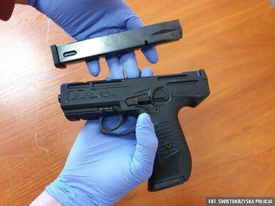 Zatrzymano mężczyznę, który groził zabiciem prezydenta Dudy. Miał broń...