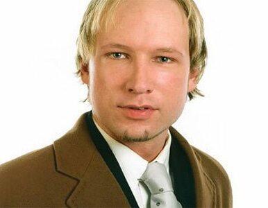 Breivik formalnie oskarżony. Grozi mu 21 lat więzienia