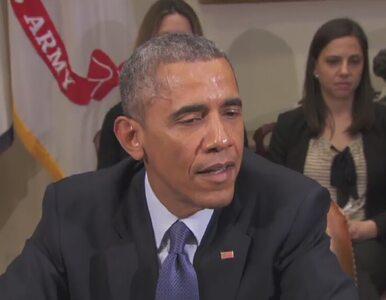 Obama o egzekucji pilota: Dowód barbarzyństwa Państwa Islamskiego