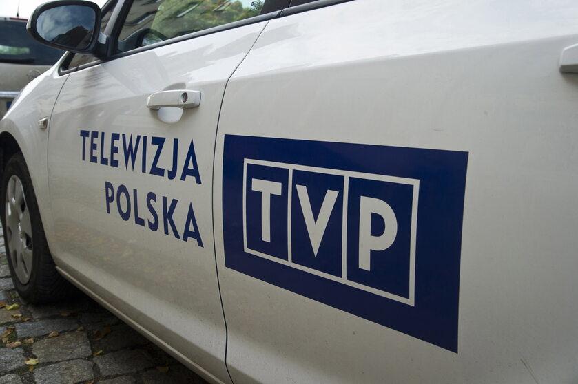 Pojazd Telewizji Polskiej