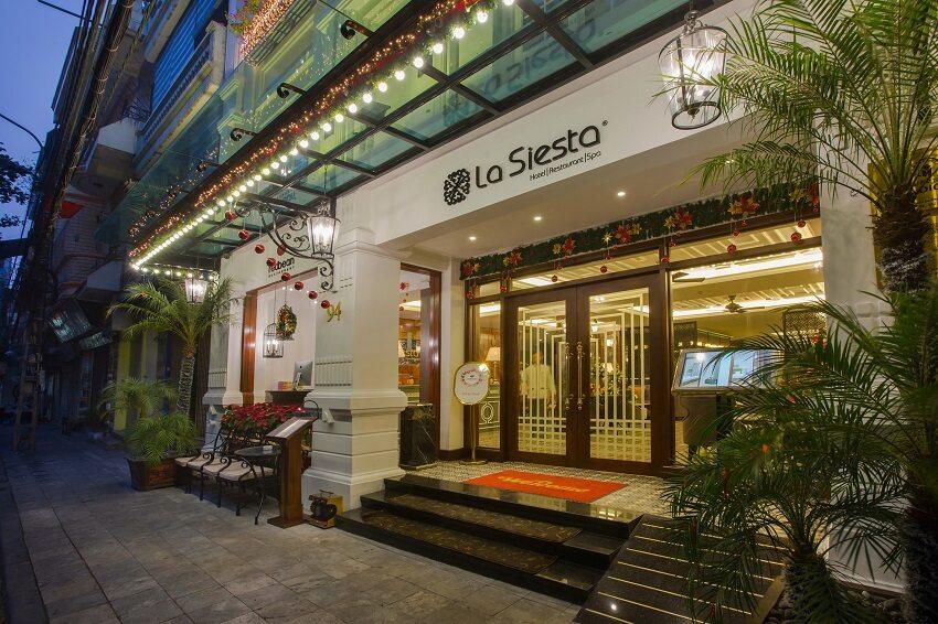 Hanoi La Siesta Hotel Trendy, Wietnam