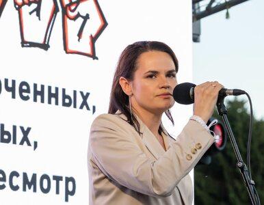 """Białoruska opozycja z Nagrodą im. Sacharowa. Wyróżnienie za """"obronę..."""