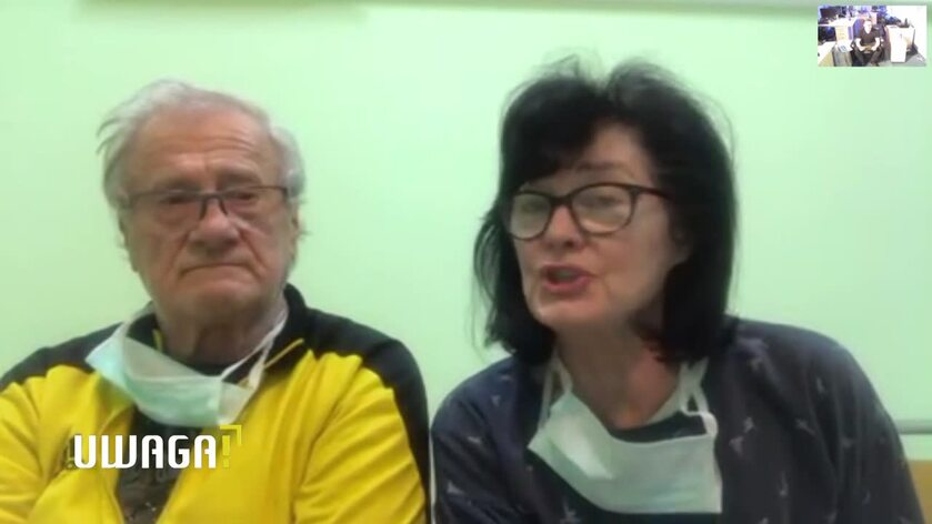 Maria i Zbigniew Książkiewicz