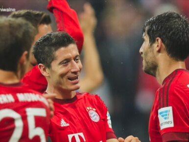 Robert Lewandowski strzelił setnego gola w Bundeslidze