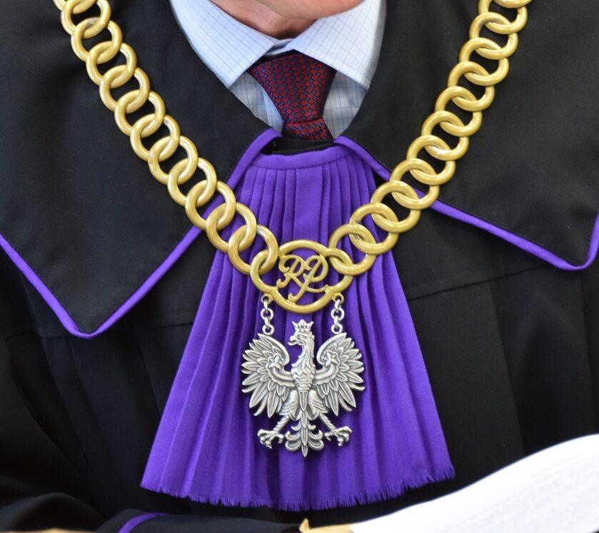 Sędzia, zdj. ilustracyjne