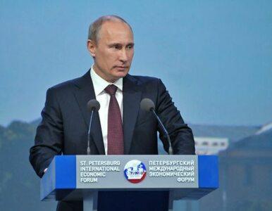 Putin będzie współpracować z Egiptem. Chce przywrócić pokój na Bliskim...