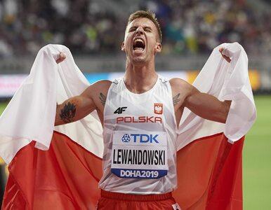 Nie lubił biegać, a stał się mistrzem. Marcin Lewandowski o sukcesach,...