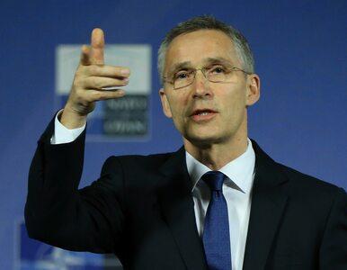 Stoltenberg: NATO wstępuje do koalicji przeciw tzw. Państwu Islamskiemu