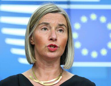 UE wezwała Rosję do oddania Ukrainie okrętów oraz uwolnienia marynarzy