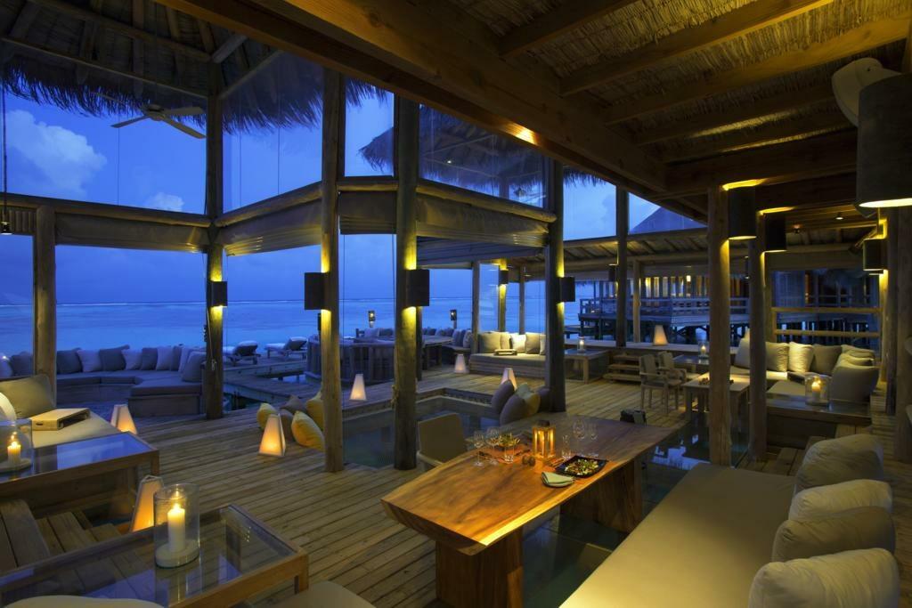 Hotel Gili Lankanfushi, Malediwy