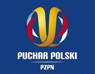 Znamy pary 1/16 finału Pucharu Polski