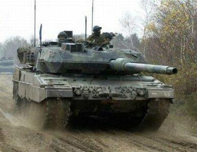Parubij: Rosja koncentruje wojska przy granicy z Ukrainą