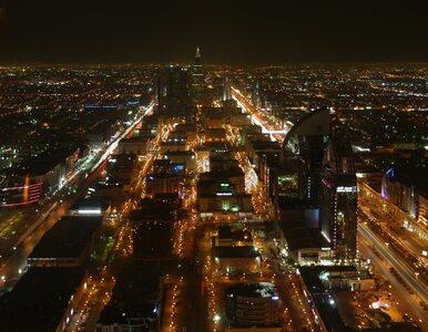 Atak rakietowy na stolicę Arabii Saudyjskiej. Są ofiary