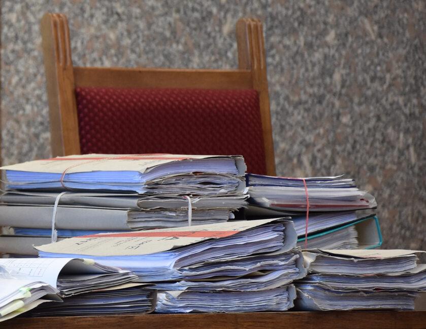 Dokumenty sądowe