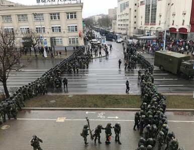 Masowe aresztowania na Białorusi. Jest reakcja Andrzeja Dudy